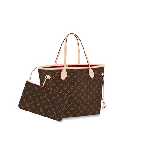 neverfull mm monogram handbags louis vuitton