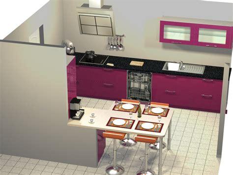 ouverture mur cuisine salon délicieux ouverture mur cuisine salon 13 cuisine dans