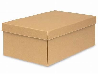 Shoe Boxes Kraft Uline Retail