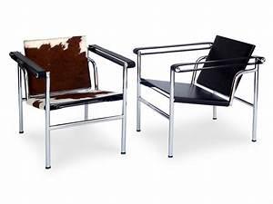 Lc1 Le Corbusier : lc1 fauteuil basculant ~ Sanjose-hotels-ca.com Haus und Dekorationen