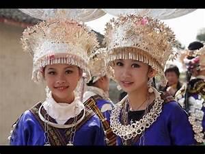 The Guzang Festival of Miao people - YouTube  People