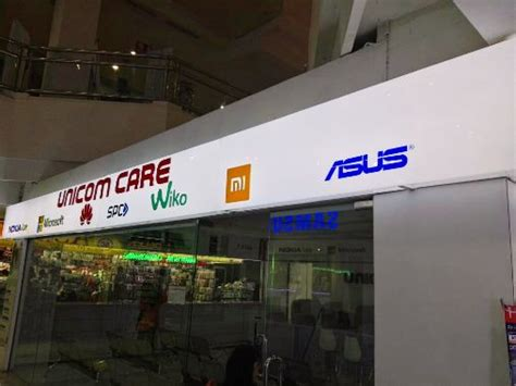 unicom care bekasi mega bekasi hypermall service center id