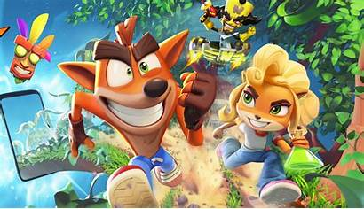 Crash Bandicoot Mobile Getting Another Android Logged