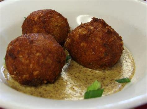 boudin balls boudin balls recipe pork warm and cajun rice