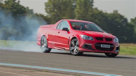 vauxhall vxr8 ute review the vauxhall vxr8 maloo top gear