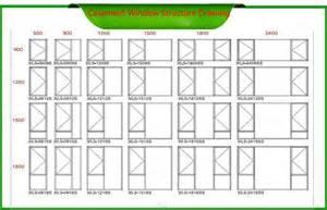 Casement Window Sizes Standard