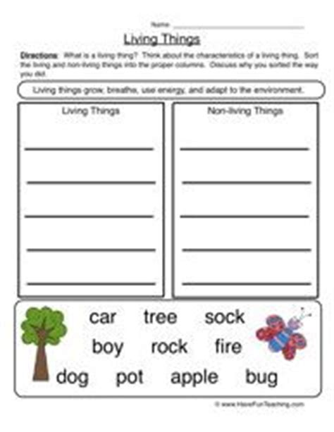 1000 about characteristics of living things science writing graphic