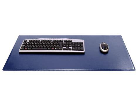 le de bureau bleu sous de bureau en cuir bleu sm700