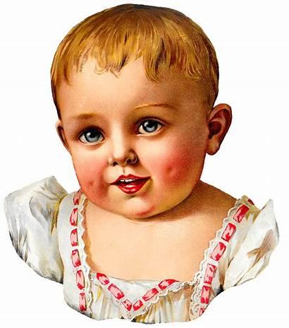 Victorian Child Portrait Clip Clipart Royalty Boy