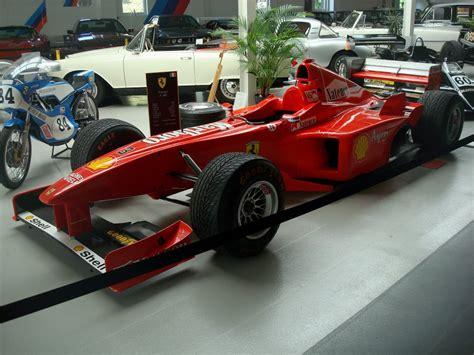 formel 1 rennwagen f300 formel 1 rennwagen baujahr 1998 v10 zyl