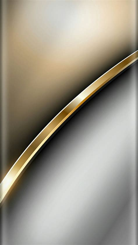 Gold Phone Backgrounds by Gold And Chrome Wallpaper Chrome Textured Steel