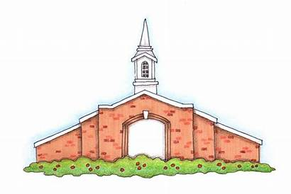Church Lds Clip Clipart Building Susan Primary