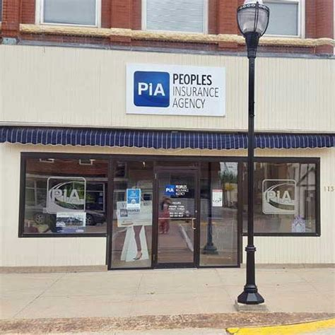 The company was founded in 1920. Peoples Insurance Agency | Cresco, IA