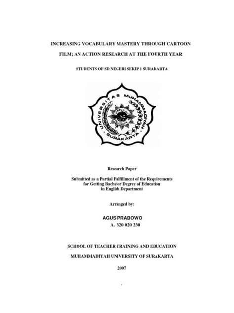 Contoh Cover Makalah Mahasiswa Hukum Kumpulan Contoh Makalah Doc Lengkap