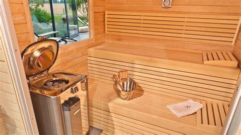faire installer un sauna int 233 rieur chez soi