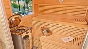 Construire Un Sauna : faire installer un sauna int rieur chez soi ~ Premium-room.com Idées de Décoration