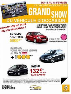 LE GRAND SHOW RENAULT OCCASION