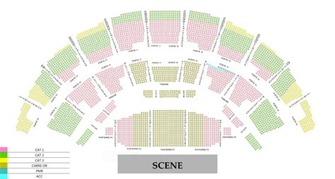 plan de la salle de spectacle du grand rex saturday fever 20 01 2018 15 00 myticket fr