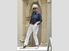 Style Inspiration Style At A Certain Age – The Simply