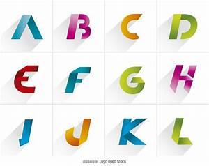 logo letters element pack With letter logo design online