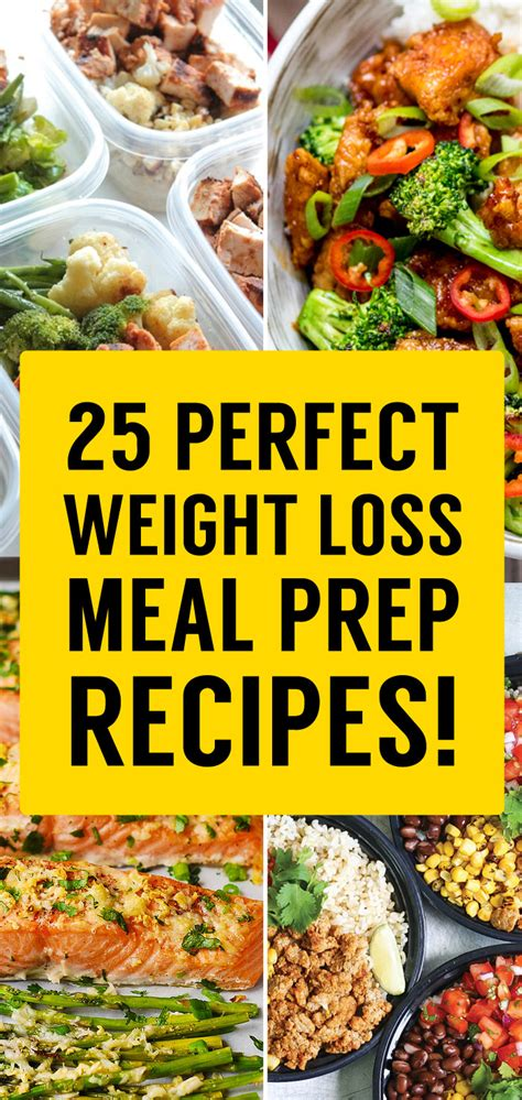 best meal 25 best meal prep recipes that will set you up for weight loss success
