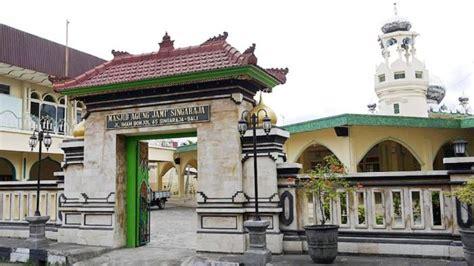 masjid unik  tarawih  traveling  bali