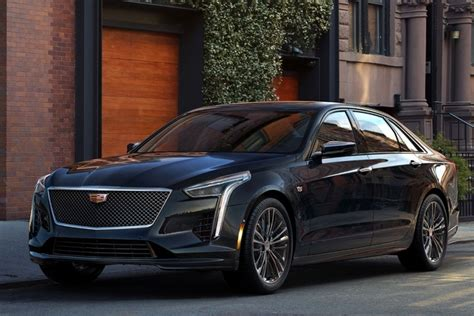 cadillac ct  sport  pk aan  muscle  autofans