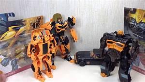 1 Step Bumblebee & High Octane Bumblebee Transformers 4 ...
