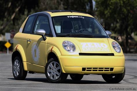 Think Electric Car by Think Electric Car Company Saved From Bankruptcy Photos