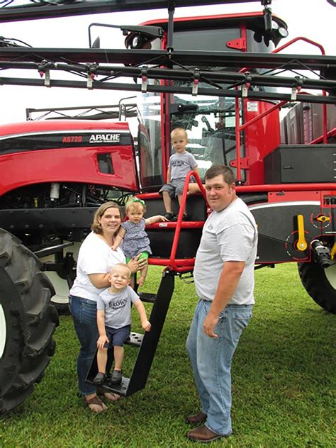 bureau association browns buck win ohio farm bureau federation awards farm