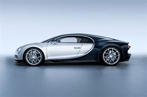 Bugatti Chiron by Design: What's New and Why - Motor Trend