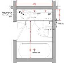 bathroom plans by tarnsie on pinterest bathroom floor