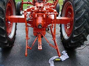 630 Factory 3 Point Hitch