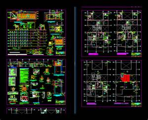 Home Design Autocad Gallery
