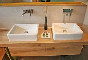 Waschtische Holz Mit Aufsatzwaschbecken : waschtische holz deutsche dekor 2018 online kaufen ~ Lizthompson.info Haus und Dekorationen