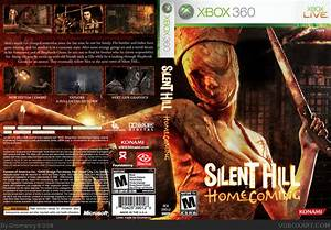 Silent Hill Homecoming Xbox 360 Box Art Cover by Giromancy