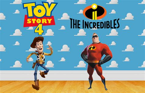 Toy Story 4 Delayed With The Incredibles 2 Brought Forward