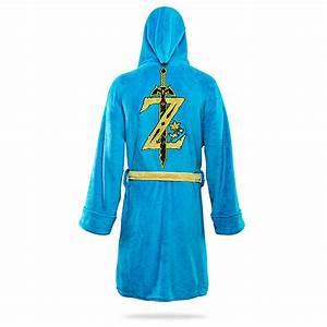 zelda breath of the wild robe thinkgeek With robe zelda
