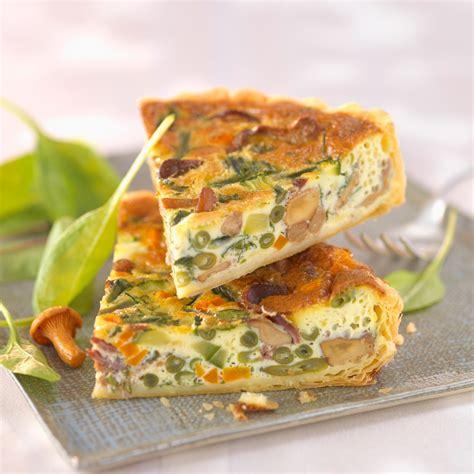 recette de cuisine d automne quiche aux légumes d 39 automne facile et pas cher recette