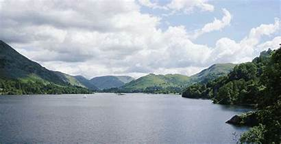 Sailing Lake Ullswater Place District Another Boats
