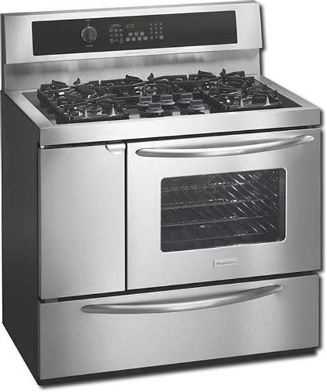 frigidaire plcf489gc professional series 40 inch