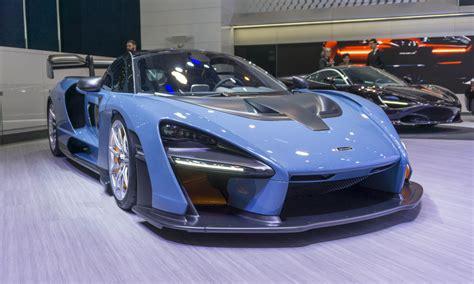 2018 Geneva Motor Show Mclaren Senna  » Autonxt
