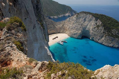 Navagio Beach Zakynthos Greece Natural Creations