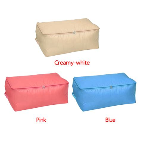 sweater storage 3 color can be washed foldable oxford cloth storage bag