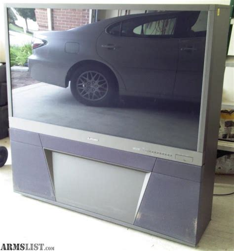 Mitsubishi 55 Inch Projection Tv