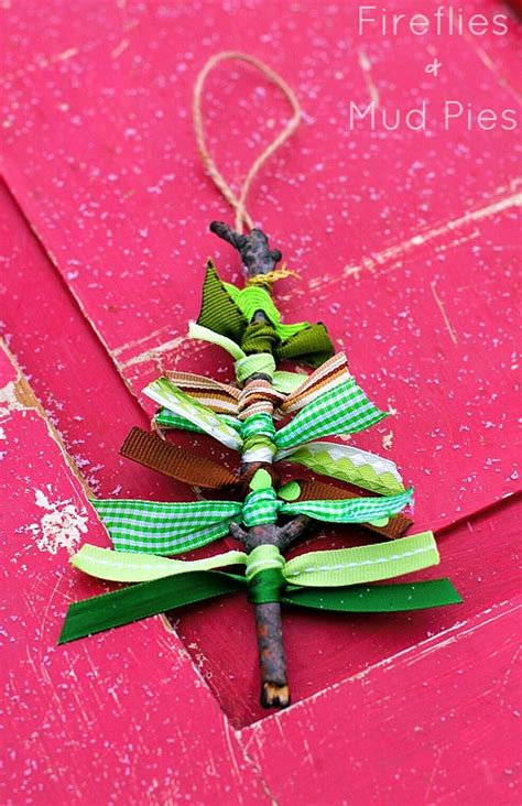 easy christmas ornaments to create with your kids