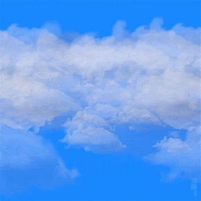 Aesthetic Gifs Amazing Im Losing Cool Clouds