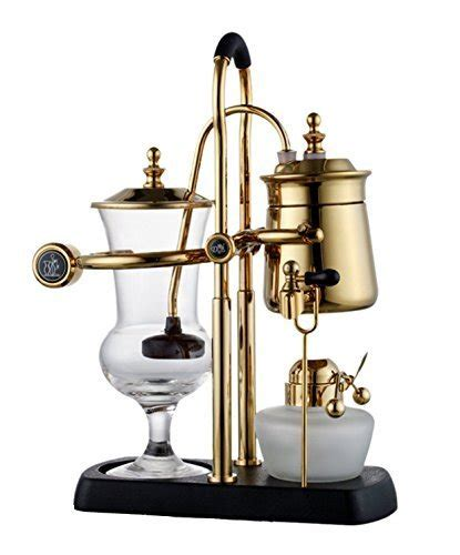 The yama glass tabletop ceramic syphon. Diguo Belgian Belgium Luxury Royal Family Balance Syphon Coffee Maker Gold Color Top Grade | Hot ...