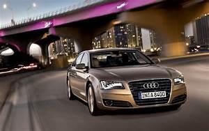 Audi A8, A8L 4 2, W12, S8 Quattro - Free Widescreen