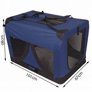 Extra large portable soft pet dog crate carrier cage for Xl soft dog crate